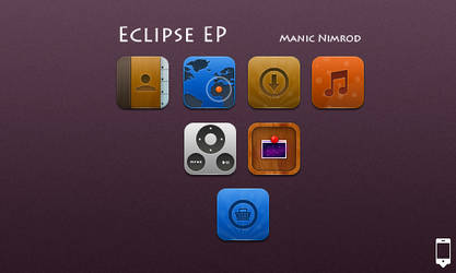 Eclipse EP by Manic-Nimrod