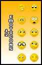 Yellow Emotes by ZeKRoBzS