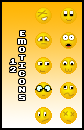 Yellow Emotes by ZeKRoBzS