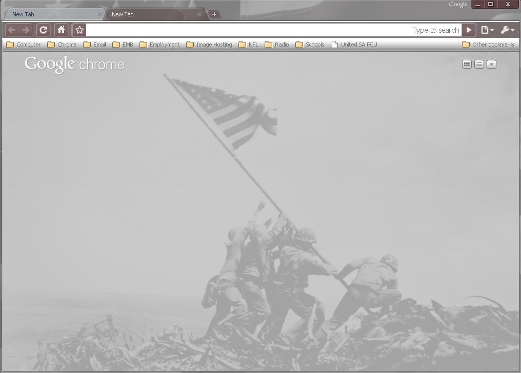 Iwo Jima Flag Raising by wPfil