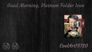 Good Morning, Vietnam (1987) Folder Icon