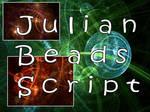 Julian Beads Script by Shortgreenpigg