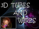 3D Tubes and Wires Script by Shortgreenpigg