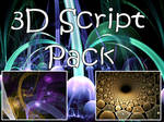 3D Script Pack by Shortgreenpigg