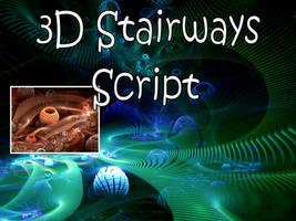 3D Stairways Script