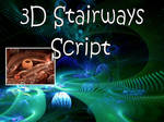 3D Stairways Script by Shortgreenpigg