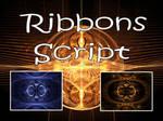 Ribbons Script by Shortgreenpigg
