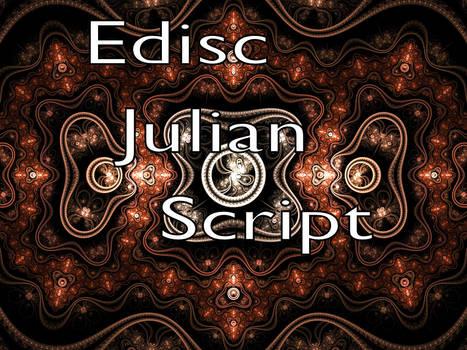 Edisc Julian Script