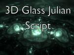 3D Glass Julian Script by Shortgreenpigg