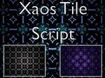 Xaos Tile Script by Shortgreenpigg