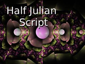Half_Julian Script