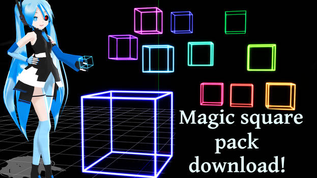 Magical Square Pack Download!