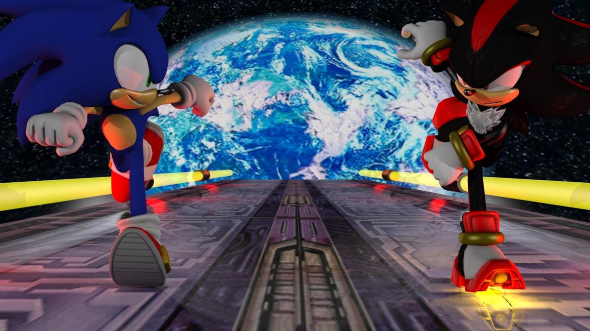 Sonic Adventure 2 Remake::Hero + Dark Story Finale by ShadowRulz324