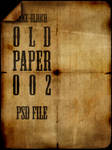 Old Paper 002