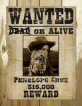 Penelope Cruz Affiche
