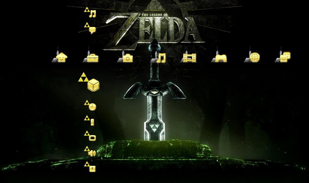 Legend of Zelda PS3 Theme by yatagarasu13 ...