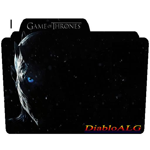 Game Of Thrones Folder Icon V2 _ by DiabloALG by DiabloALG