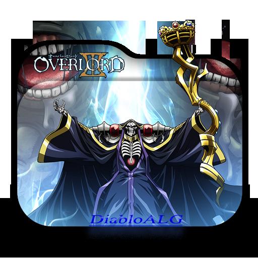Overlord III Folder Icon _ by DiabloALG by DiabloALG
