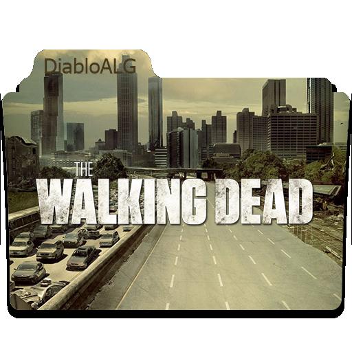 The Walking Dead Folder Icon V3 _ by DiabloALG by DiabloALG