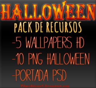 +Pack de Recursos - Edicion Halloween! by PilarEditions9