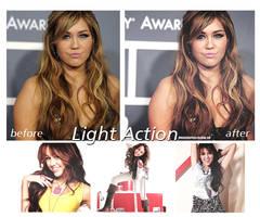 Light Action by makemefeelinlove