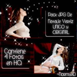 Pack de Natalie Vertiz by NormyXD