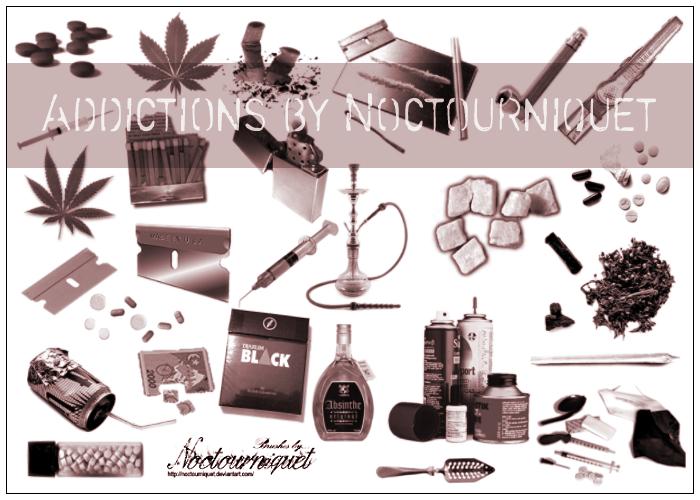 Addictions by Noctourniquet