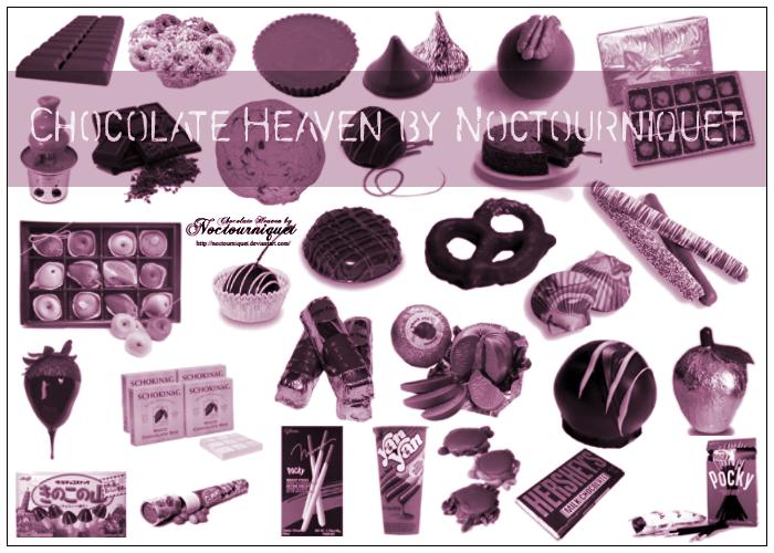 Chocolate Heaven by Noctourniquet