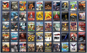 Game Icons 46 by GameBoxIcons