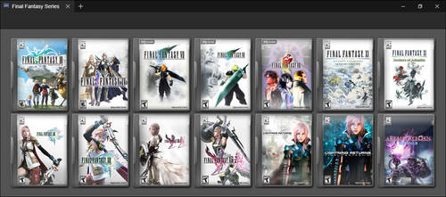 Final Fantasy PC Series