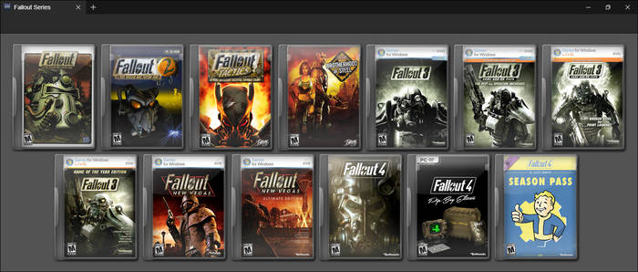 Fallout Series