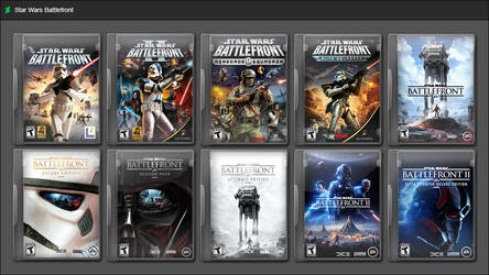 Star Wars Battlefront Series