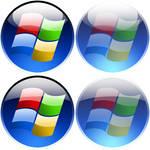 Windows7Seven concept orbs