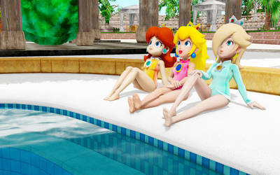 The Princesses' Vacation