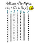 Chain brush pack for Medibang!