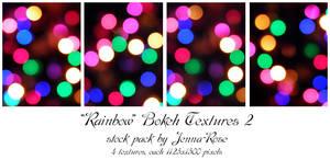 Rainbow Bokeh Pack 2