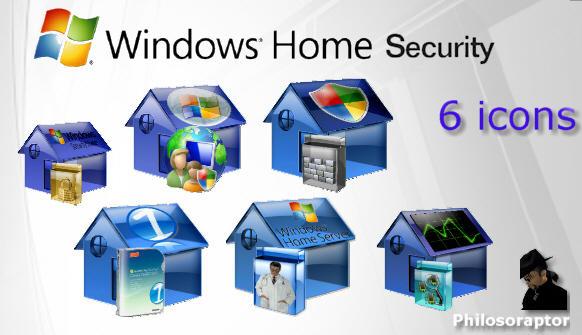 Windows Home Security by Philosoraptus