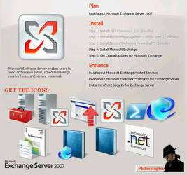 Exchange 2007 Icon pack