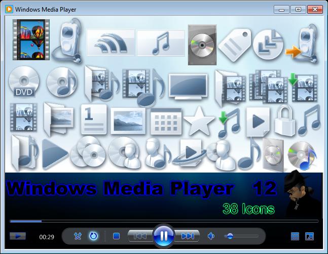 latest version windows media player 12 free