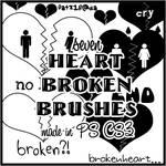 Heartbroken Brushes