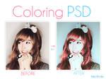 Jessica PSD Coloring 01