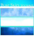 Blue Skies Textures