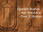 Egyptian Brushes