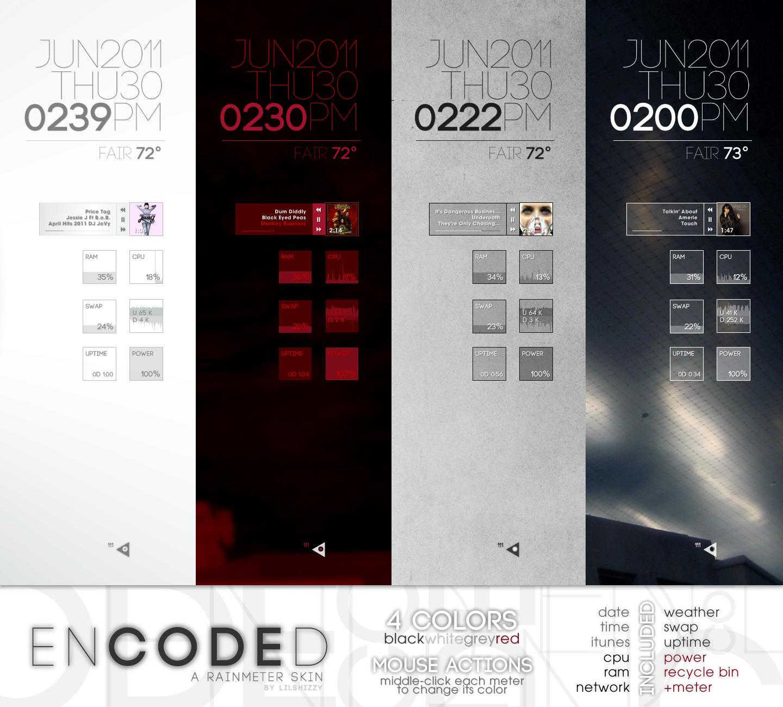 Rainmeter - Encoded v1.2.3
