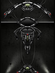 Robotic chain by Kwayl