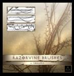 Razorvine brushes by Ronamis