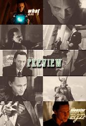 What am I - Loki
