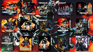 Inferno Cop Folder Icon