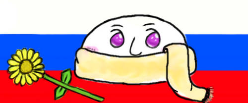 APH Mochi Russia with Sunflower :3