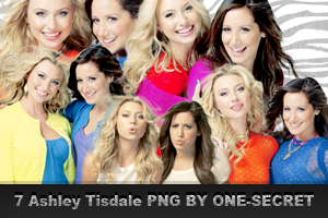 Ashley and Aly png pack by kingush